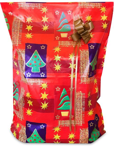 XMAS 20 Pack #5 (L & M) Tear Resistant Gift Wrap