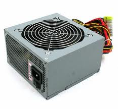 500W PowerCase ATX Power Supply