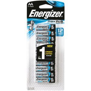 Energizer AAA Max Plus 12 Pack Batteries
