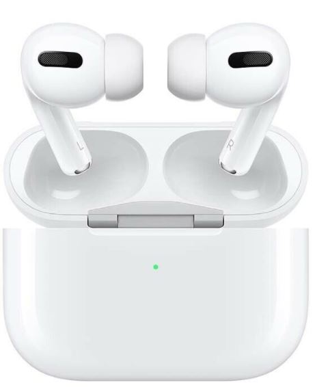 Apple Airpods Pro with Wireless Charging Case MWP22ZA/A Noise Cancellation