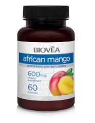 AFRICAN MANGO 600mg 60 Capsules
