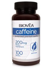 CAFFEINE 200mg 100 Tablets