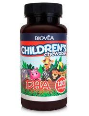 CHILDREN'S Chewable DHA 40mg 120 Softgels