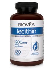 LECITHIN 1200mg 120 Capsules