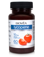 LYCOPENE 10mg 60 Softgels