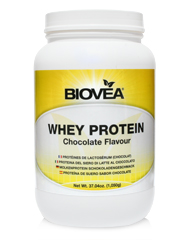 WHEY PROTEIN (Chocolate Flavour) 1,050g