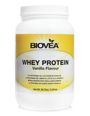 WHEY PROTEIN (Natural Vanilla Flavour) 1,041g
