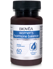 WOMEN'S HORMONE BALANCE 60 Tablets