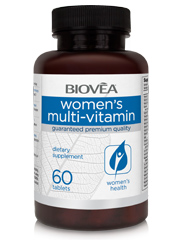 WOMEN'S MULTI-VITAMIN 60 Tablets