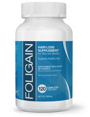 FOLIGAIN™ FOR HAIR LOSS 120 Caplets