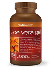 ALOE VERA GEL 5000mg 120 Softgels