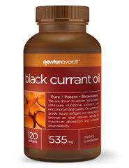 BLACK CURRENT OIL 535mg 120 Softgels