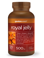 ROYAL JELLY 500mg 120 Softgels