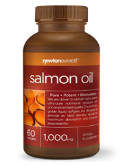 SALMON OIL 2000mg 120 Softgels