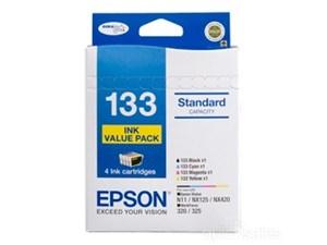 Epson 133 Genuine Value Combo Pack