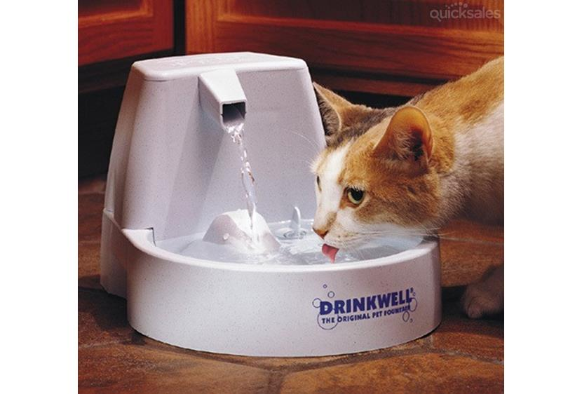 Drink Well Original Cat & Dog Pet Drinking Fountain