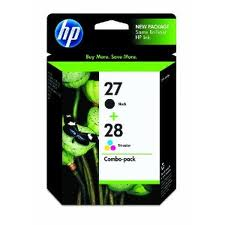 HP 27 28 Twin Combo Pack Genuine Ink Cartridges